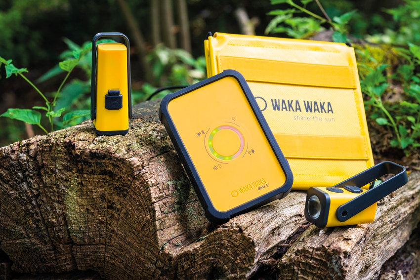 WakaWaka Base