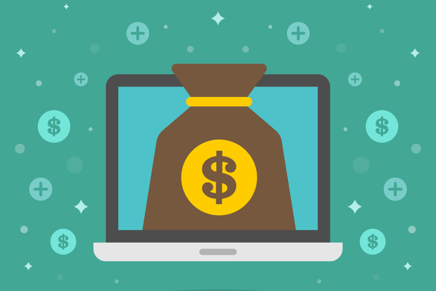 Online small business loan - debt funding alternative