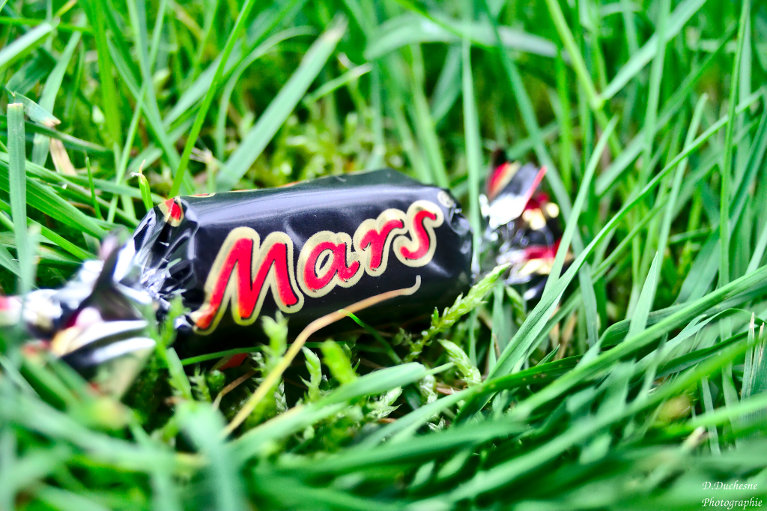 Mars chocolate candy