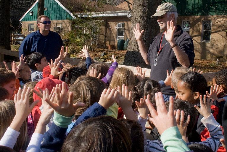 Supplementary outdoor education