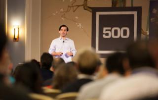 Ryan Fujiu, Lyft - 500 Startups accelerator