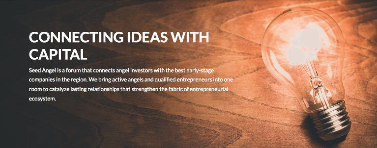 Seed Angel connects ideas with capital