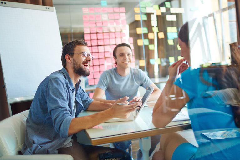 Regular startup meeting