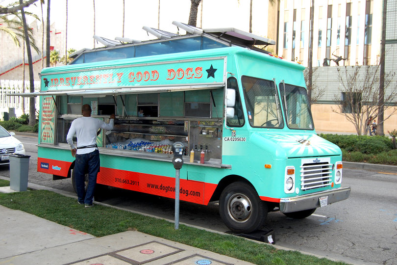 Food trucks need commercial auto insurance